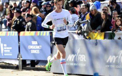 1er Français au Marathon de New York 2019